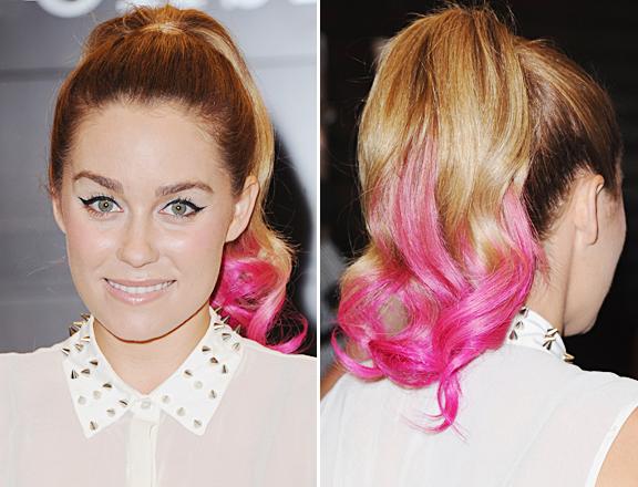 Прически с осветленными волосами