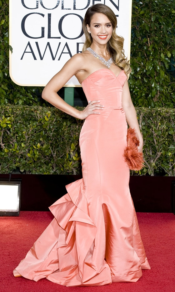 Hair Trends At The Golden Globes 2013 Hairtrade Blog