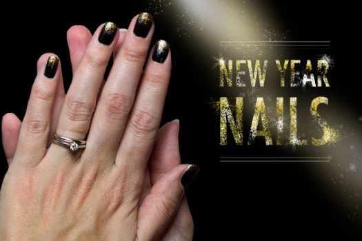 New Year Nails