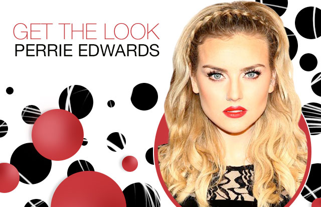 Get the Look: Perrie Edwards