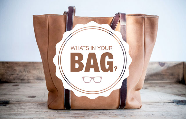 What's in your bag – Emma