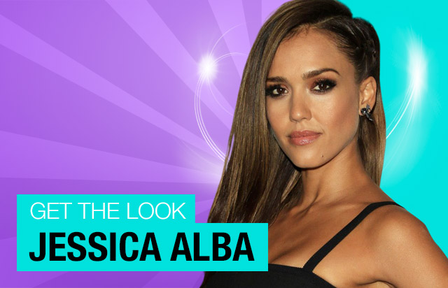 Get the Look: Jessica Alba