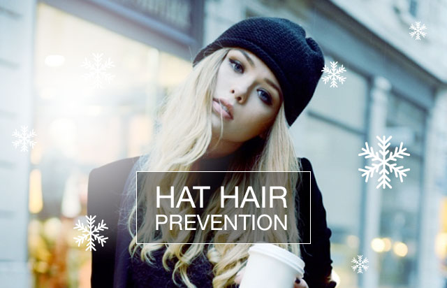 Hat Hair Prevention