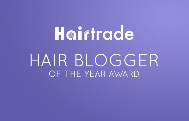 Competition: Hair Blogger of the Year Award