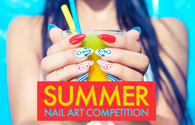 Summer Nail Art (Competition)