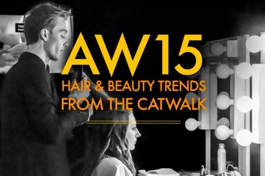AW15 Hair & Beauty Trends from the Catwalk