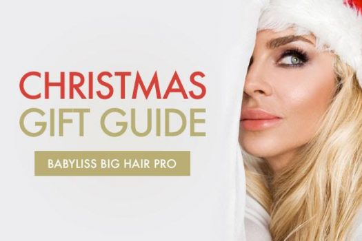 Christmas Gift Guide: BaByliss Big Hair Pro