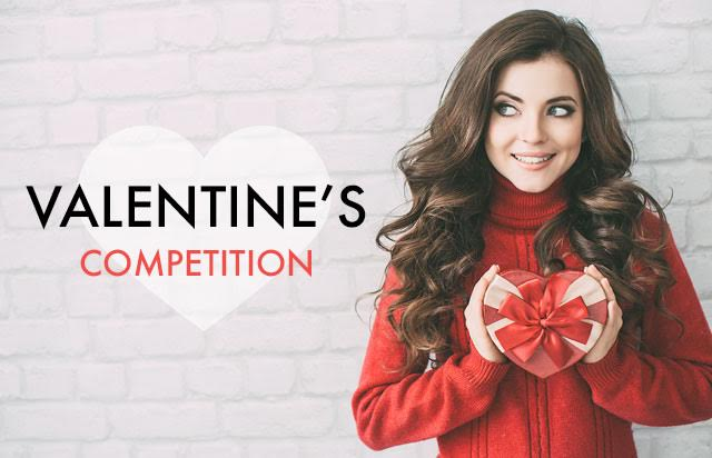 The #MyBeautyValentine Competition