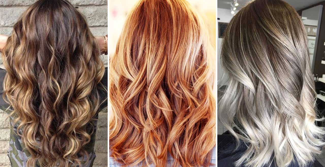 Hair Color Technique Balayage - The Best Hair Color 2017