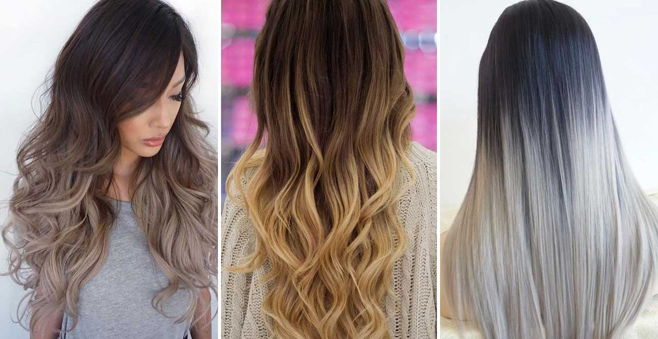 Balayage ombre sombre and babylight trends hairtrade blog for What does ombre mean