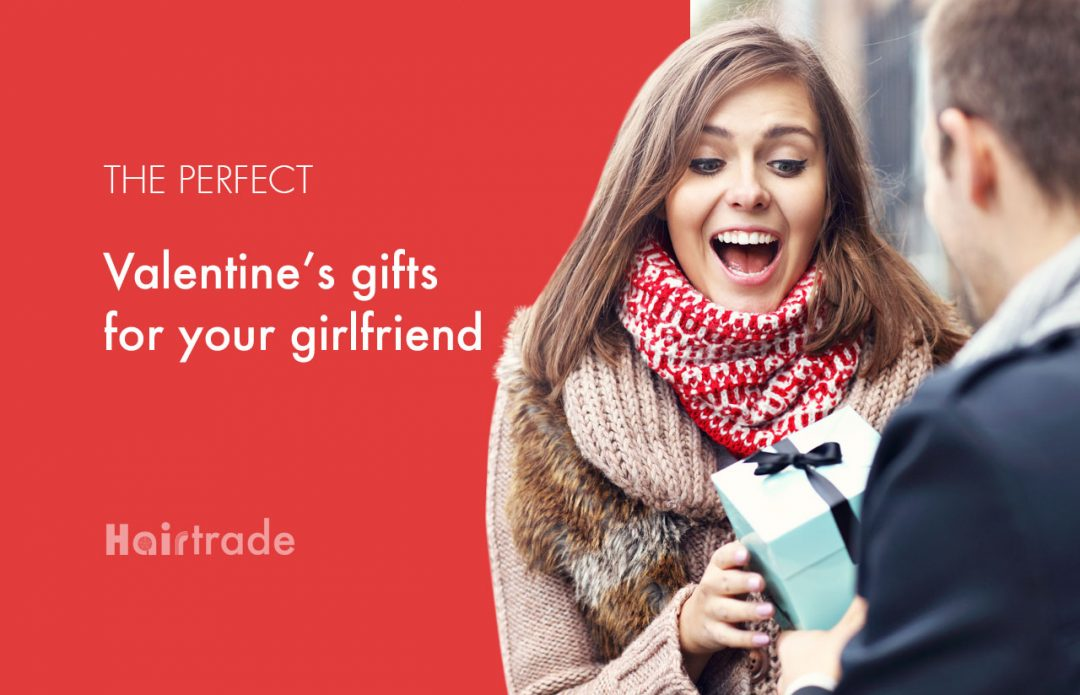 The Perfect Valentine's Gifts For Your Girlfriend