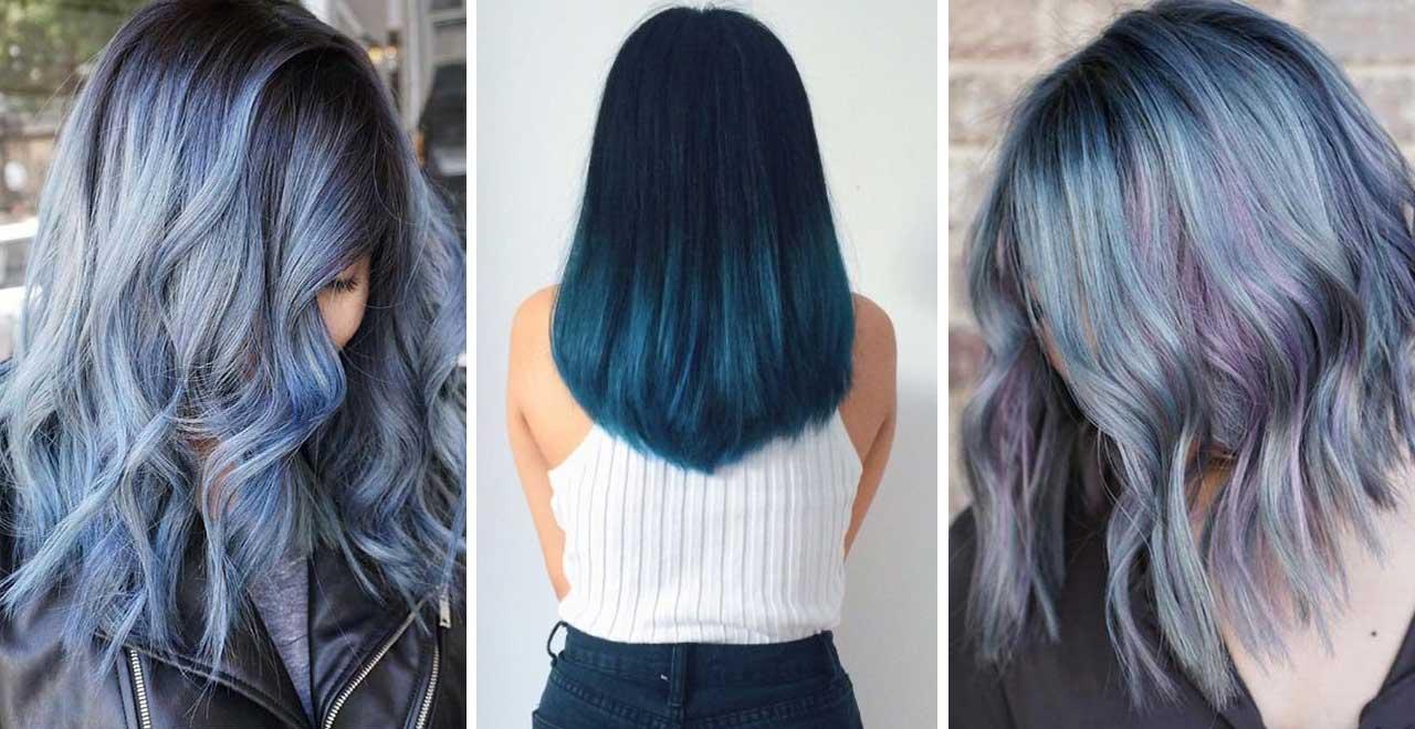 Denim Hair Inspiration