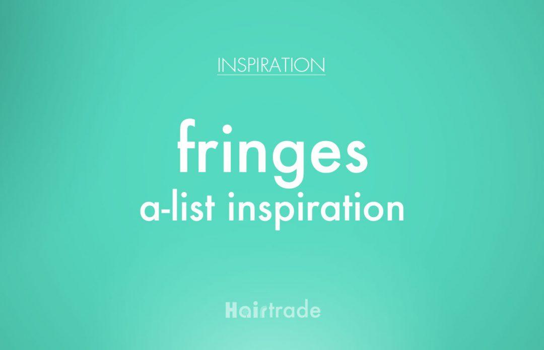 Fringe Inspiration Celebrity