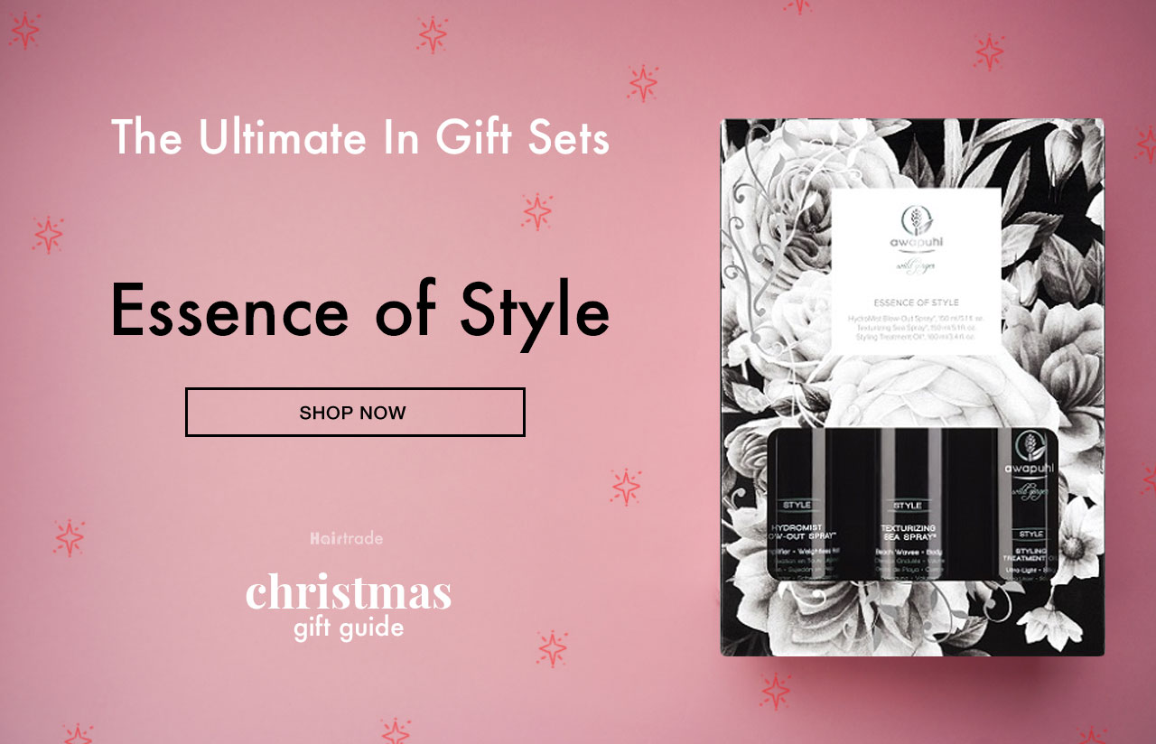 Paul Mitchell ESSENCE OF STYLE Christmas Gift Set