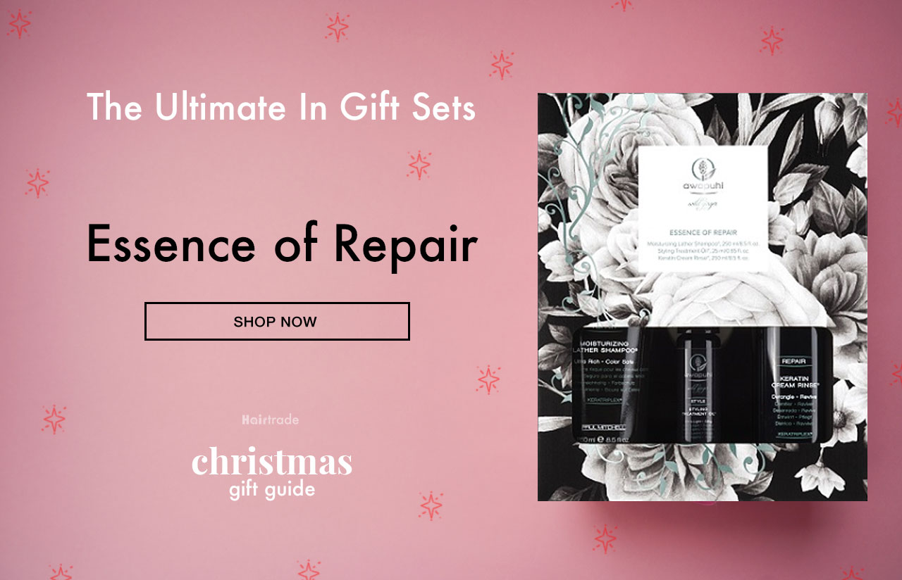Paul Mitchell ESSENCE OF REPAIR Christmas Gift Pack
