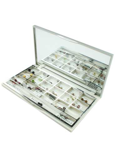 Micro Ring Color Chart Box