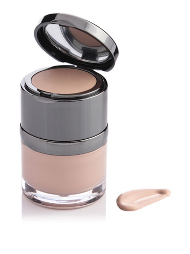 Daniel Sandler Invisible Radiance Foundation and Concealer - Porcelain (30g)