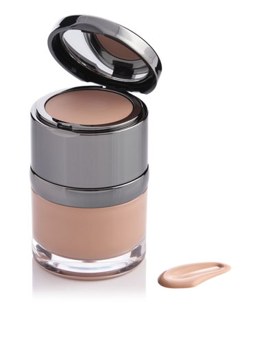 Daniel Sandler Invisible Radiance Foundation and Concealer - Beige (30g)