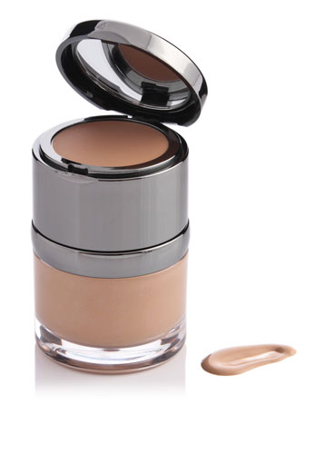 Daniel Sandler Invisible Radiance Foundation and Concealer - Honey (30g)