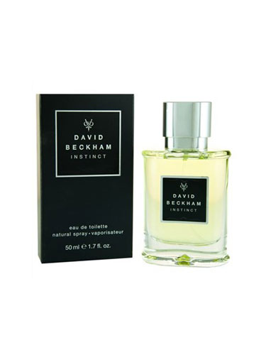 David Beckham Instinct for Men Eau de Toilette Spray (50ml)