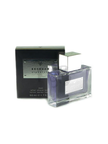 Beckham Signature for Men Aftershave (50ml)