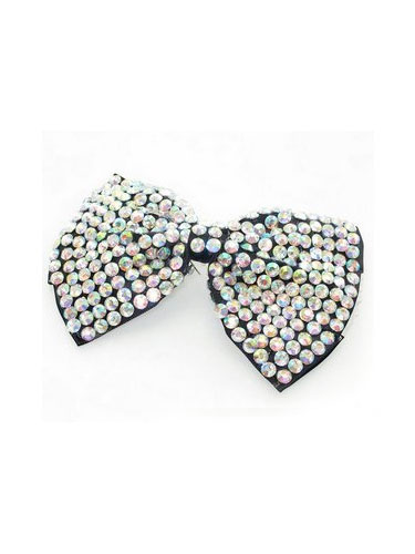 Large Bow Hair Slide - H00085