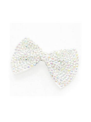 Large Bow Hair Slide - H00086