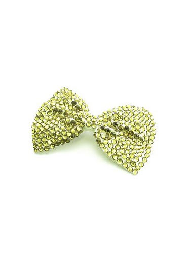 Large Bow Hair Slide - H00309