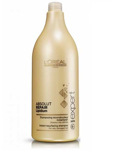 L'Oreal Professionnel Serie Absolut Repair Lipidium Shampoo (1500ml)