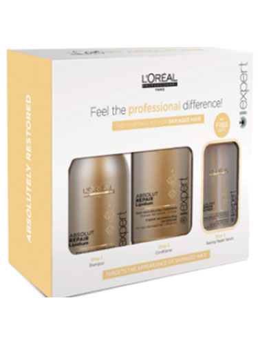 L'Oreal Professionnel I Love My Absolute Hair Gift Pack
