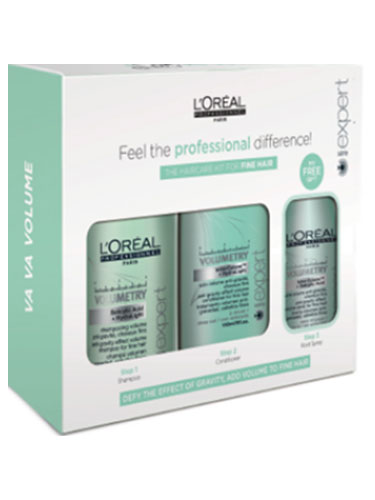 L'Oreal Professionnel I Love My Volume Gift Pack