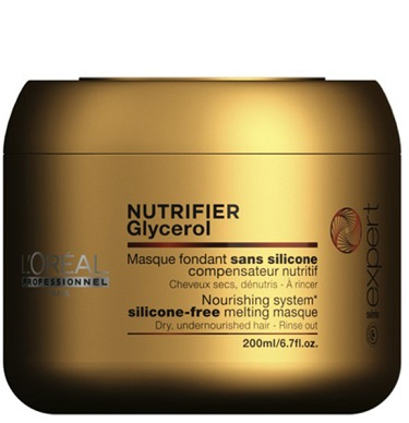 L'oreal Professionnel Serie Expert Nutrifier Glycerol Masque 200ml