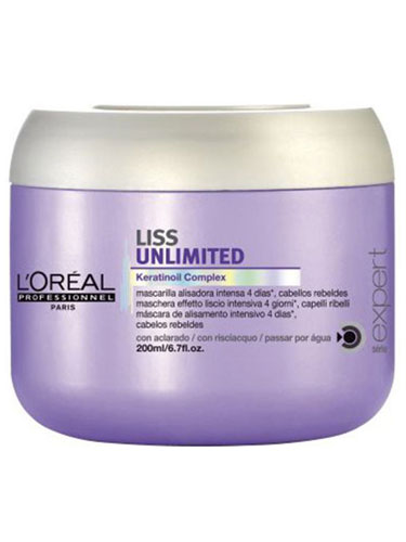 L'Oreal Professionnel Serie Expert Liss Unlimited Masque (200ml)