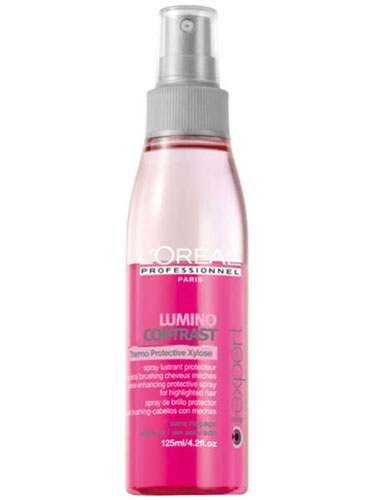 L'Oreal Professionnel Serie Expert Lumino Contrast Thermo Protective Spray (125ml)