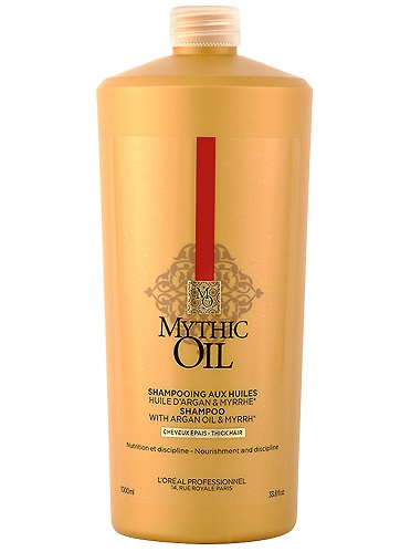 L'Oreal Professionnel Mythic Oil Shampoo For Thick Hair 1000ml