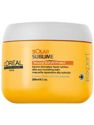 L'Oreal Professionnel Serie Expert Solar Sublime After-Sun Masque (200ml)