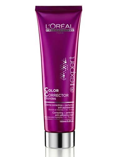L'Oreal Professionnel Serie Expert Color Corrector Cream for Blondes (150ml)