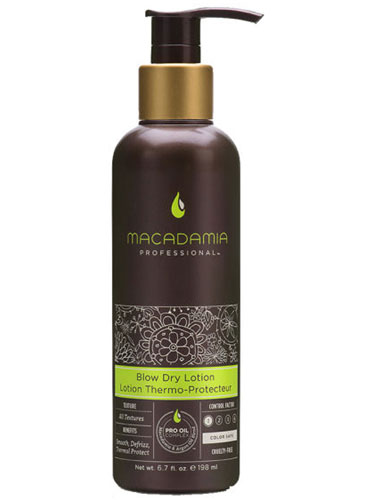 Macadamia Natural Oil Blow Dry Lotion (198ml)