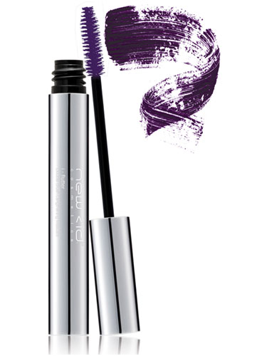 New CID I-Flutter Double Brush Volumising & Lengthening Mascara (8ml) - Plum