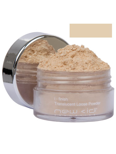 New CID I-Finish Translucent Loose Powder - Light