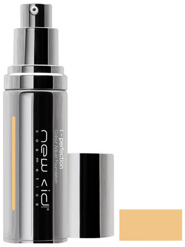 New CID I-Perfection Colour Adjust Foundation (30ml) - Cappuccino