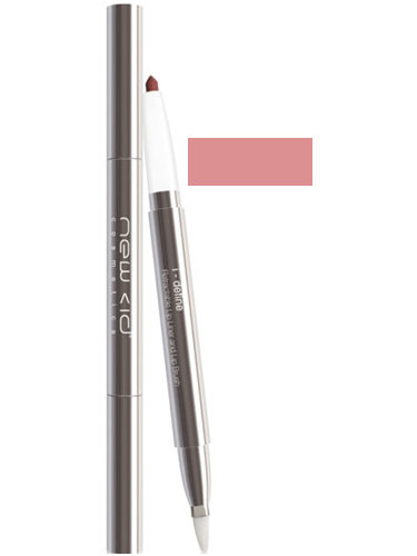 New CID I-Define Retractable Lip Liner and Lip Brush - Blush