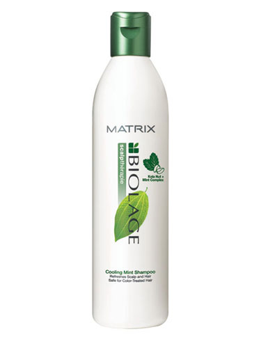 Matrix Biolage Scalp Therapie Cooling Mint Shampoo (250ml)