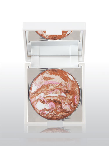 New CID I-Bronze Compact Powder Bronzer With Mirror - Rio