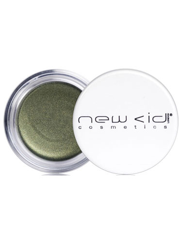 New CID I-Colour Long-Wear Cream Eyeshadow - Moss