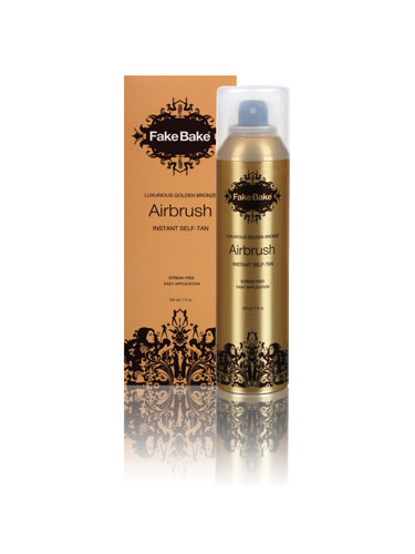 Fake Bake Airbrush Instant Self-Tan (210ml)