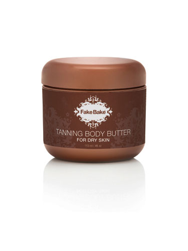 Fake Bake Tanning Body Butter - For Dry Skin (113g)