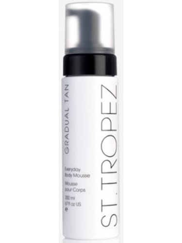 ST. TROPEZ Gradual Tan Everyday Body Mousse (200ml)