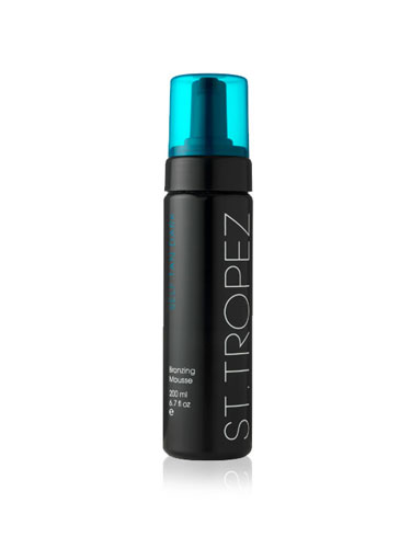 St. Tropez Self Tan Dark Bronzing Mousse (200ml)