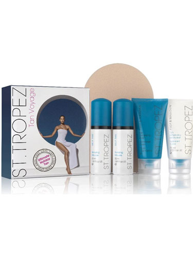 ST. TROPEZ Tan Voyage Ultimate Holiday Kit